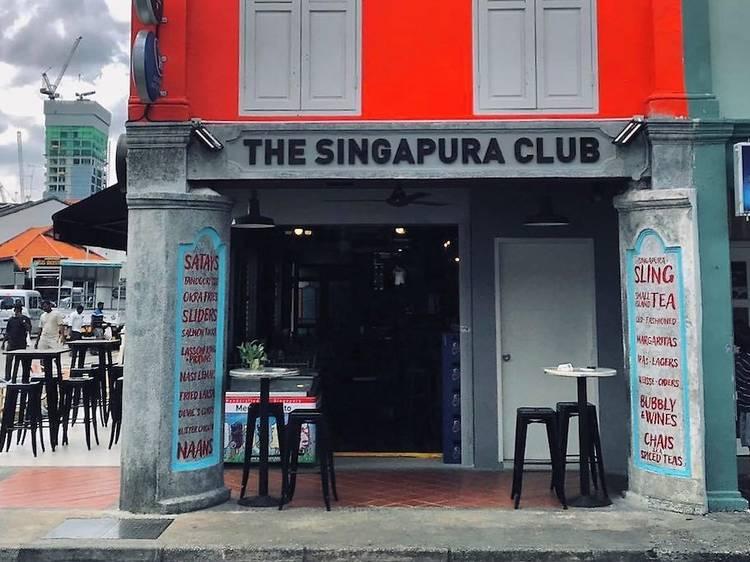 The Singapura Club (Little India)