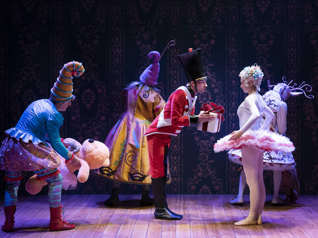 Lookingglass Theatre The Steadfast Tin Soldier