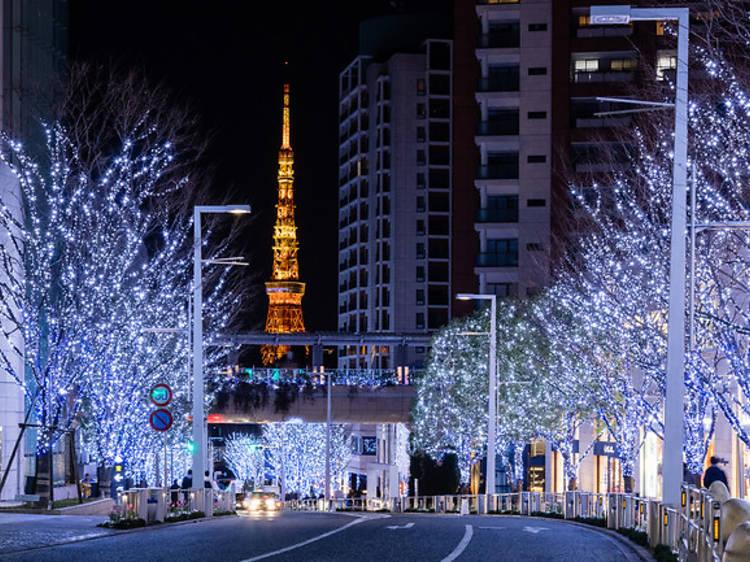 See Tokyo's incredible illuminations