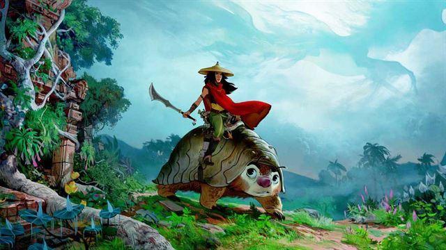 Raya i l'últim drac és la nova aposta cinematogràfica de Disney