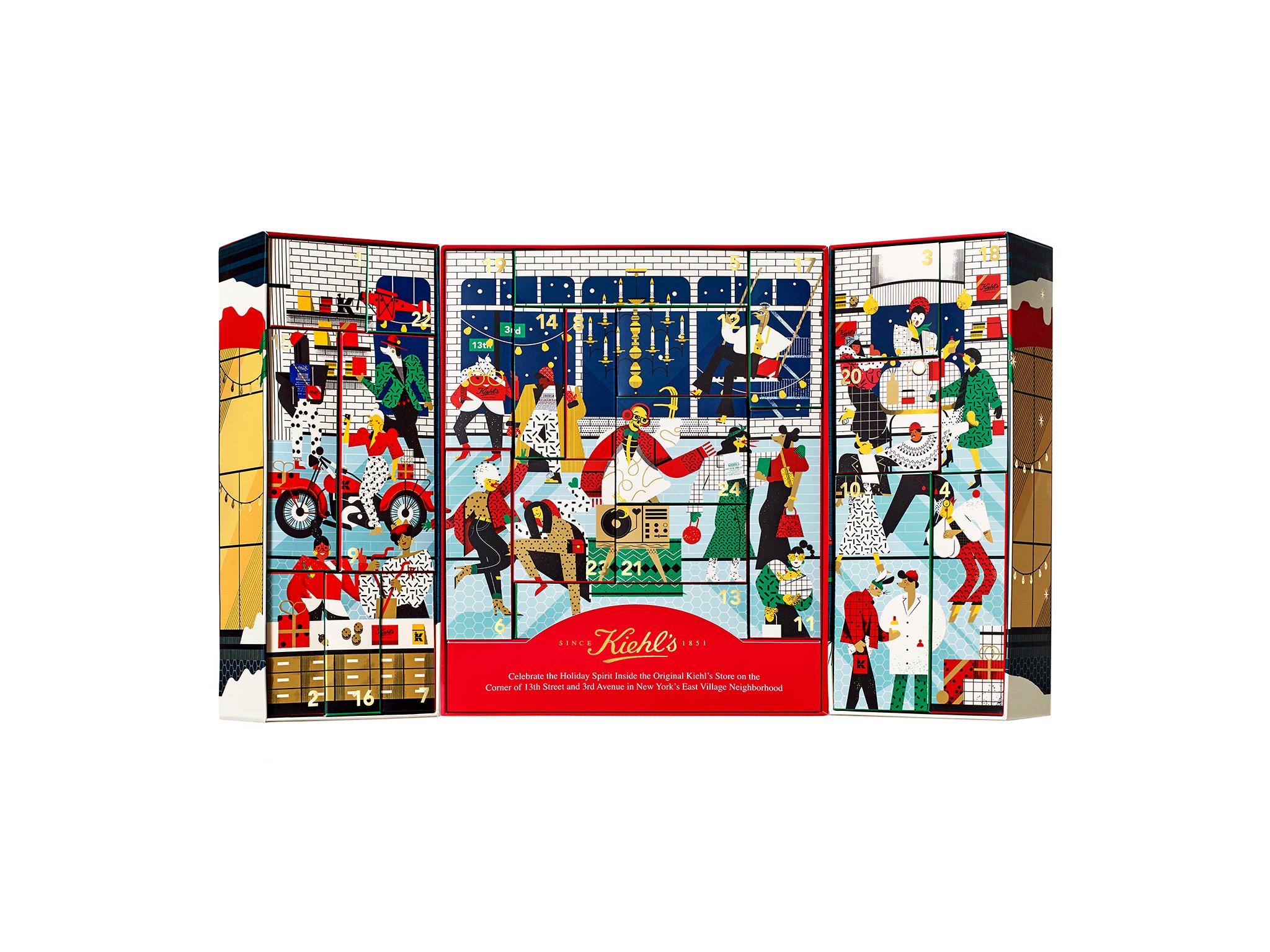 Natal, Calendário do Advento, Kiehl's