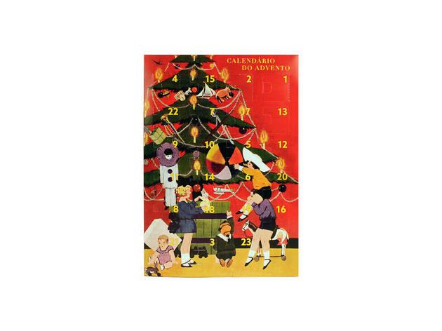 Natal, Calendários do advento, A Vida Portuguesa