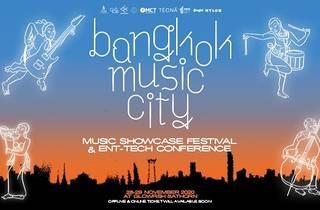 Bangkok Music City 2020