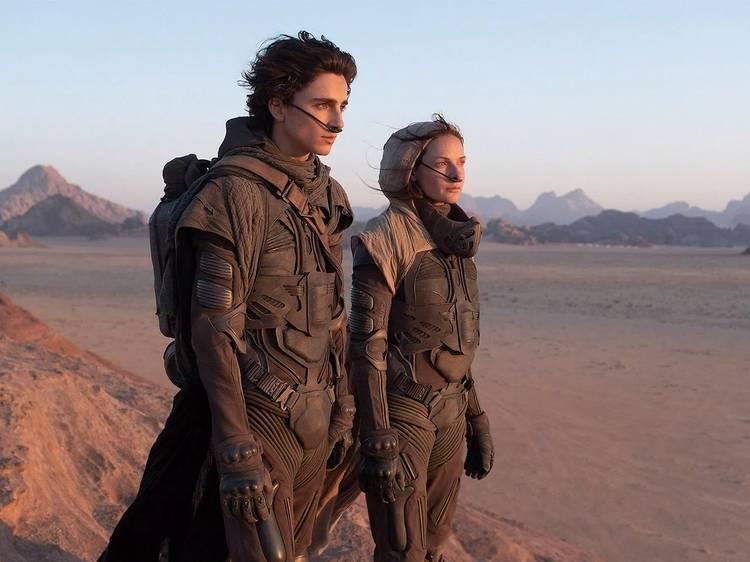 Las 21 películas más esperadas de 2021