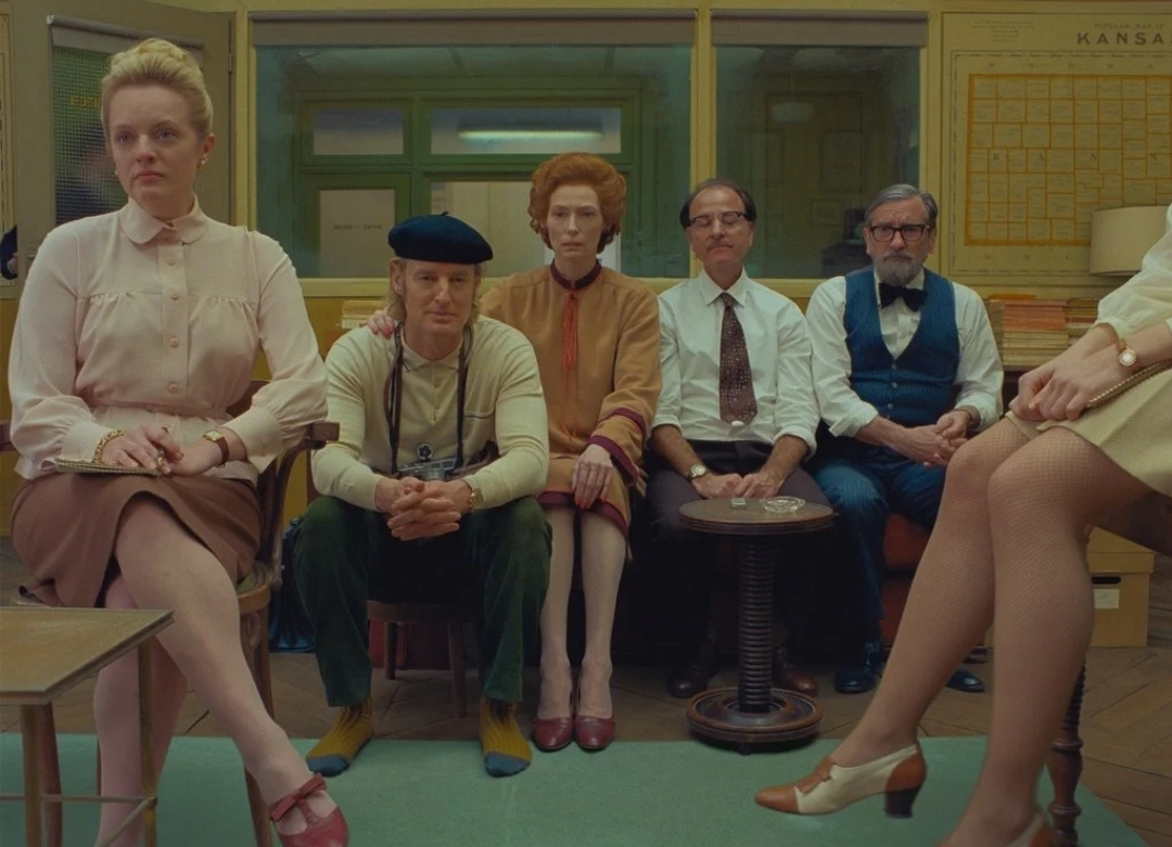 La crónica francesa (The french dispatch), Wes Anderson