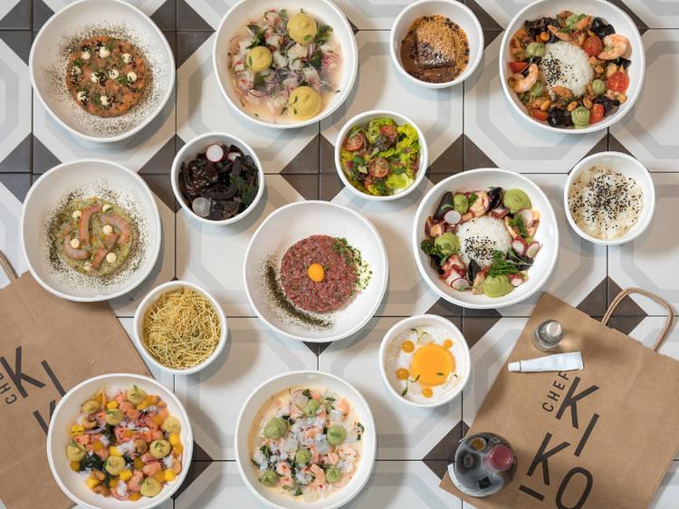 do Kiko – Fresh & Healthy Food