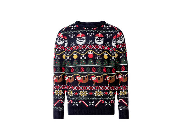 Natal, Ugly Sweaters, LIDL