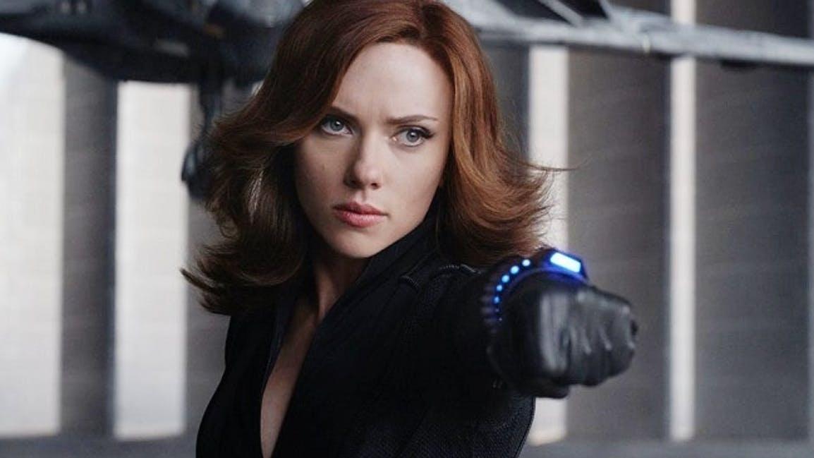 Viuda Negra, Scarlett Johanson
