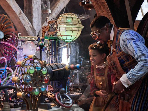 Jingle Jangle: A Christmas JourneyJingle Jangle