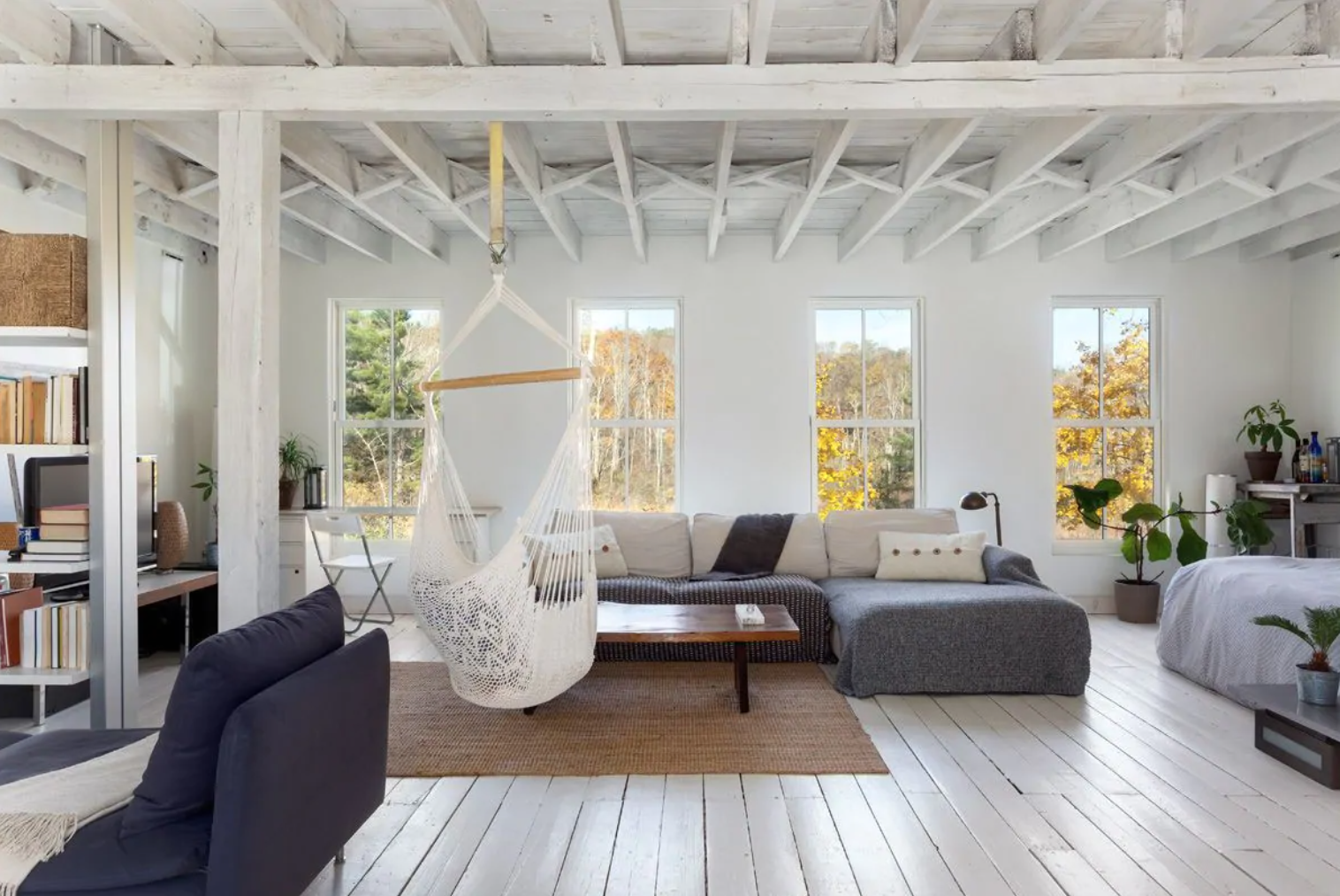 The Barn Rustic Chic Loft Airbnb