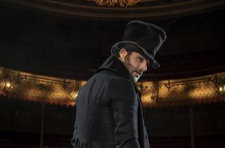 Andrew Lincoln, A Christmas Carol, Old Vic 2020