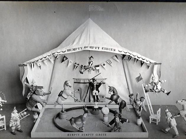 The Humpty Dumpty Circus, la primera película en stop motion