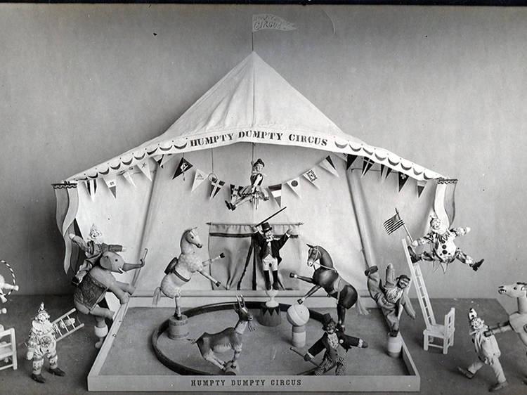 The Humpty Dumpty Circus