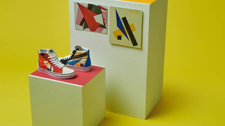Vans y MoMA