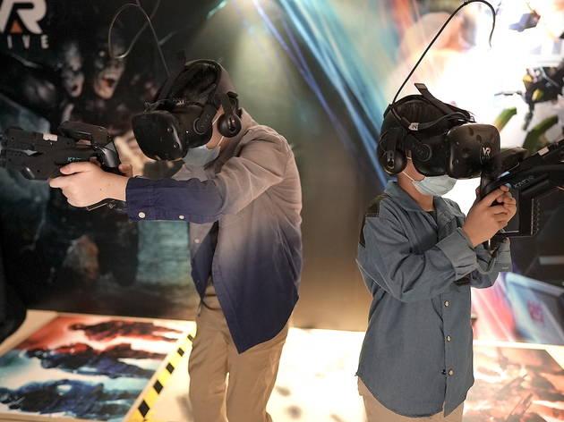 Mira VR Staycation