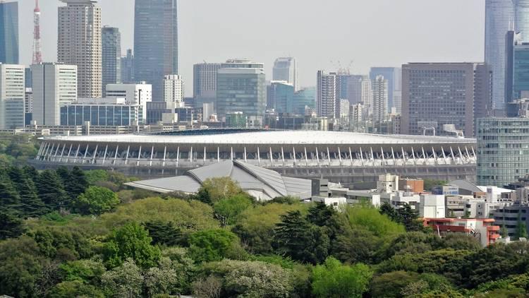 Japan National Stadium Tokyo
