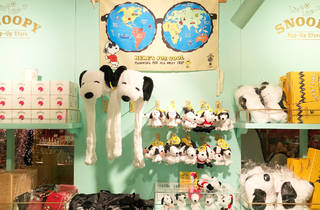 Snoopy pop up