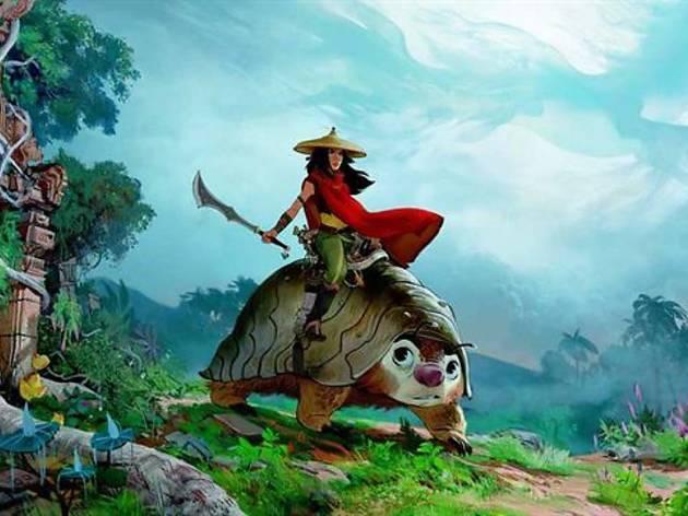 Disney apuesta por otra película ambientada en el sudeste asiático