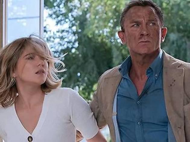 El último vía crucis de James Bond llega en 'Sin tiempo para morir'