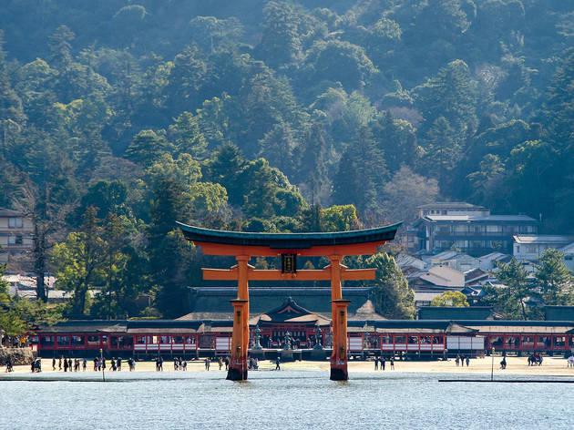 Itsukushima Shinto Shrine, Miyajima