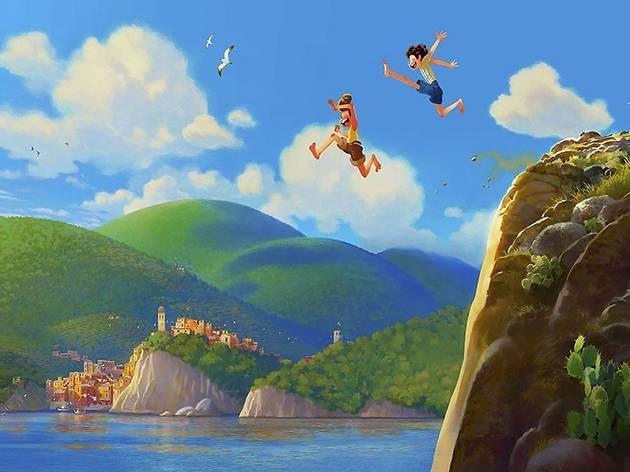 Luca es la historia de un joven de la Riviera italiana durante un verano de ensueño