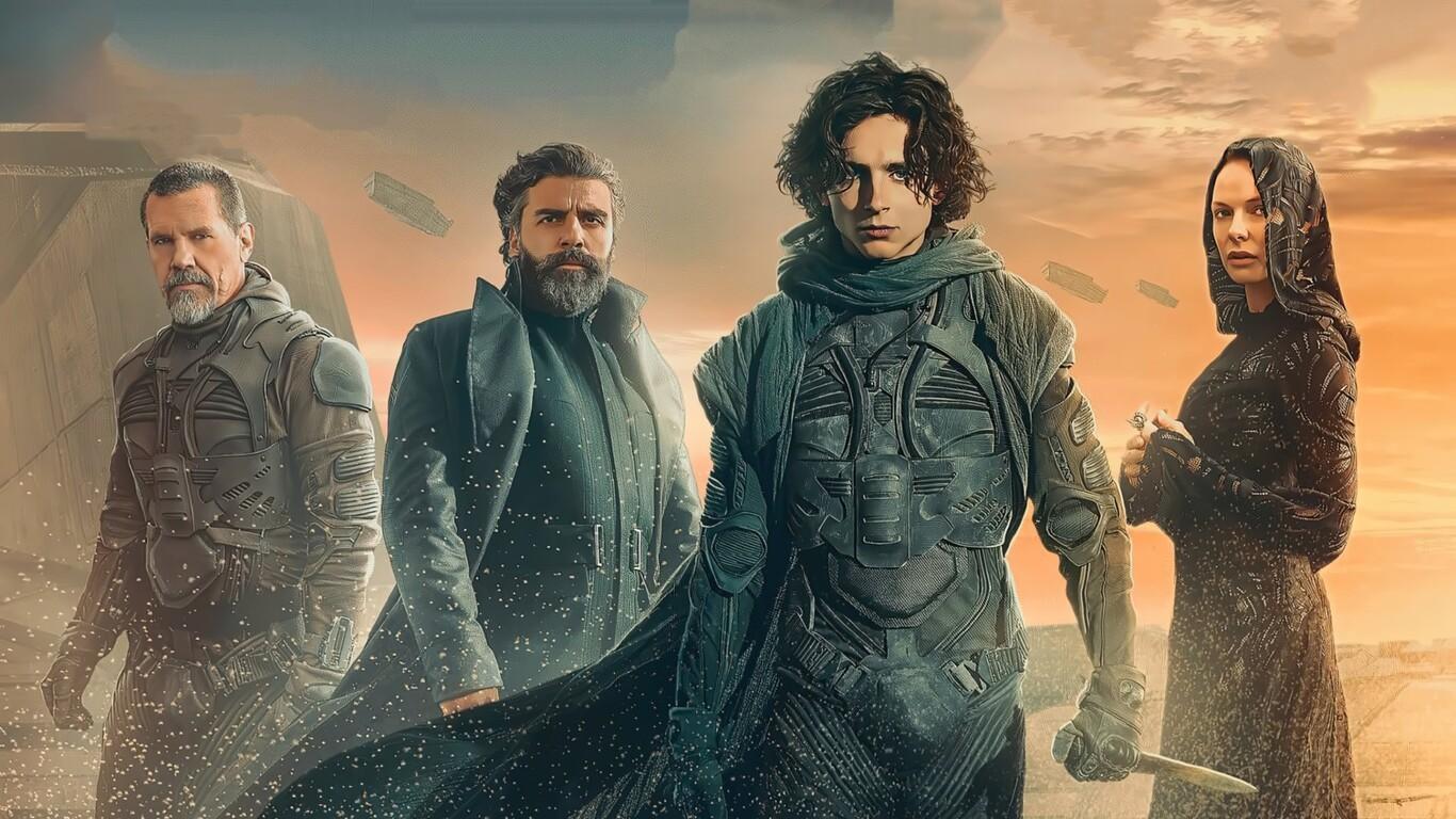 'Dune' es una de las películas de ciencia-ficción que más prometen en 2021