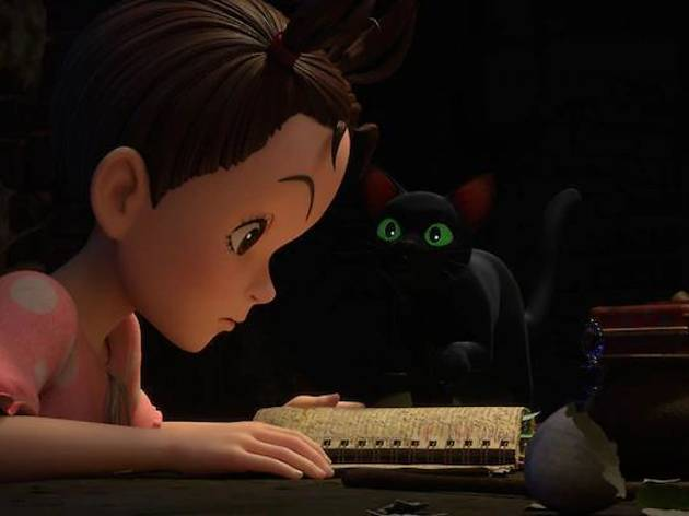 Earwig y la bruja, film