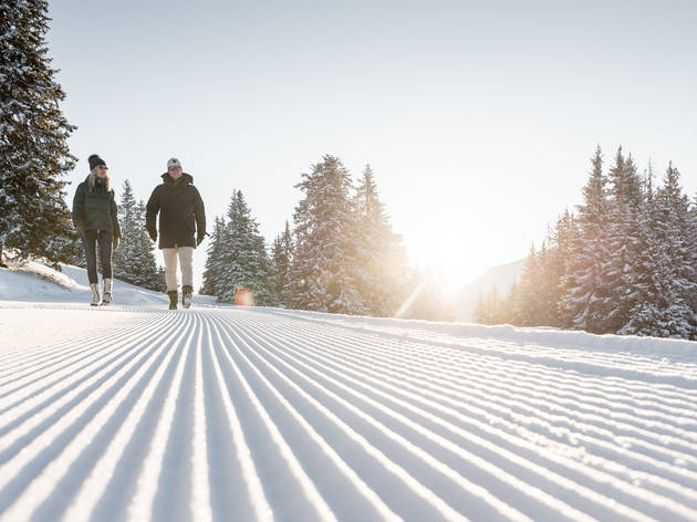 The top things to do this winter in Switzerland