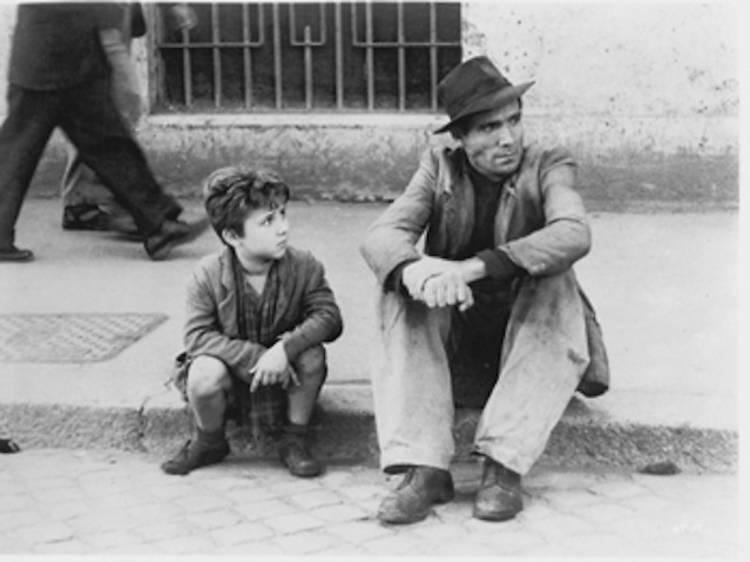 Ladrón de bicicletas (1948)