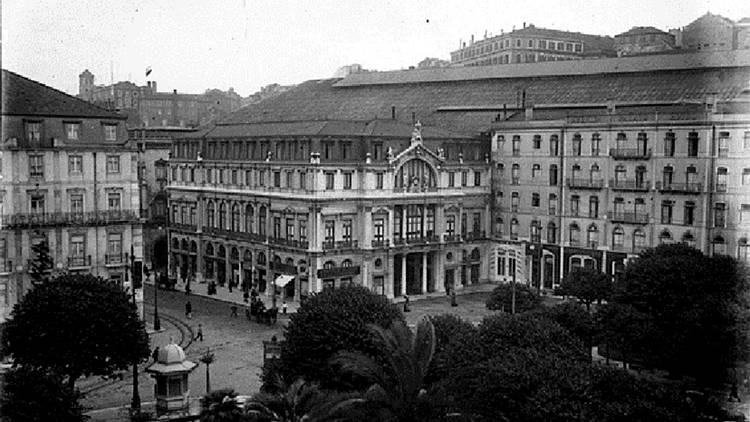 Hotel, Lisboa Antiga, Avenida Palace, Pátio das Antigas