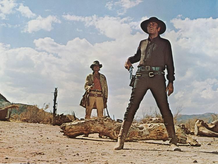 Hasta que llegó su hora (1968)