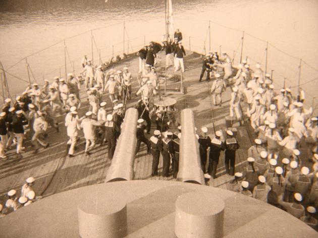 El cuirassat Potemkin (1925)