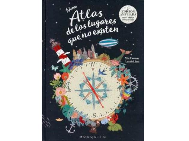 Nuevo atlas de los lugares que no existen