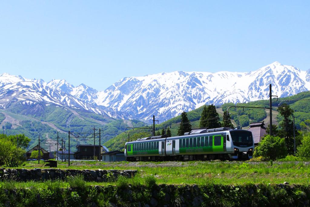 The Japan Rail Fair