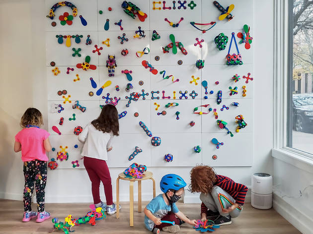 NYC's new toy store is the perfect place for creative kids