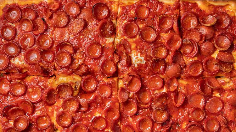 Prince Street Pizza Los Angeles