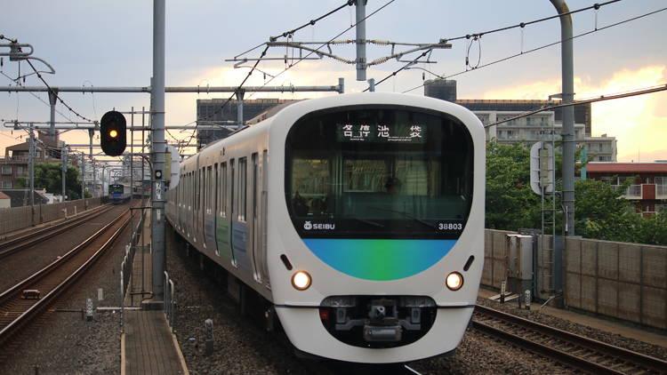 Seibu line
