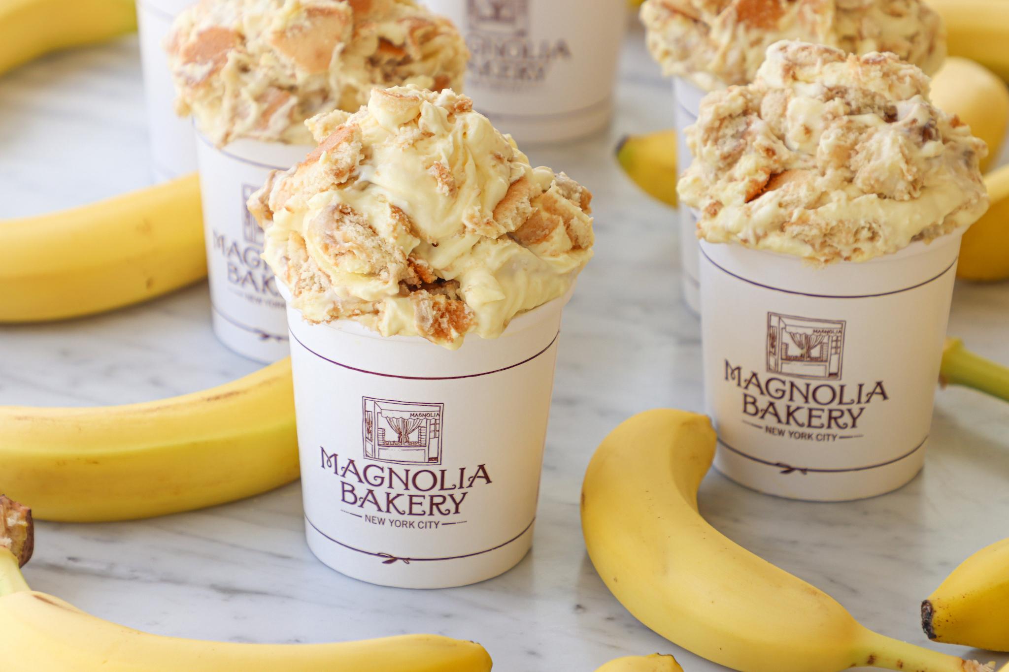 Magnolia banana pudding