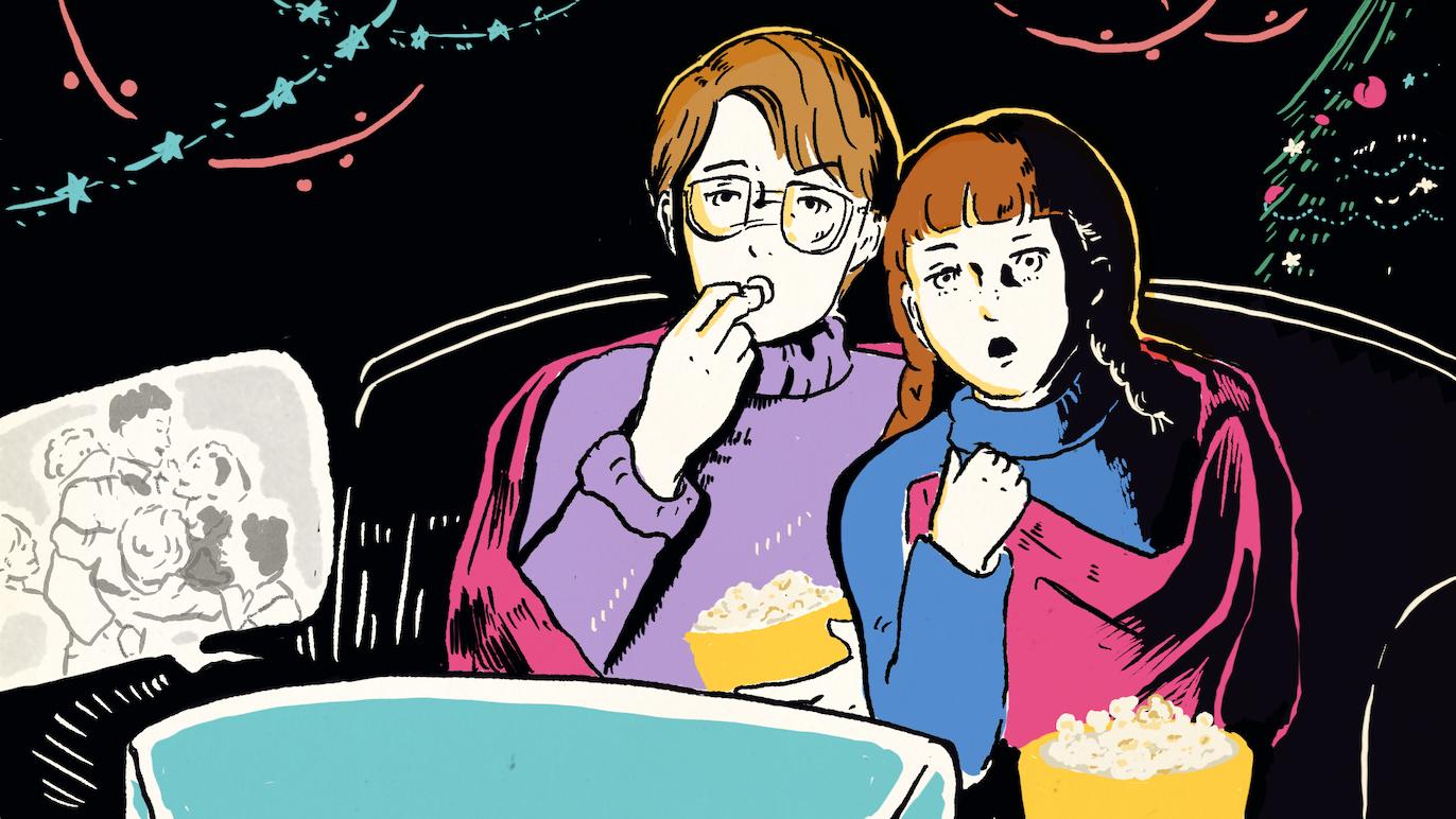 光と闇のクリスマス映画