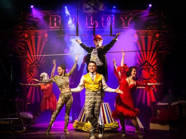 El Circ Raluy Legacy: TODO (LO)CURA