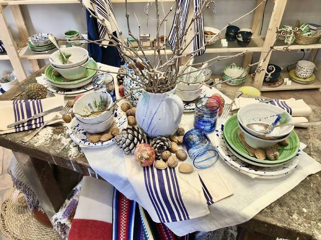 Mesa de Navidad Hijo de Epigmenio. Madrid Craft Week