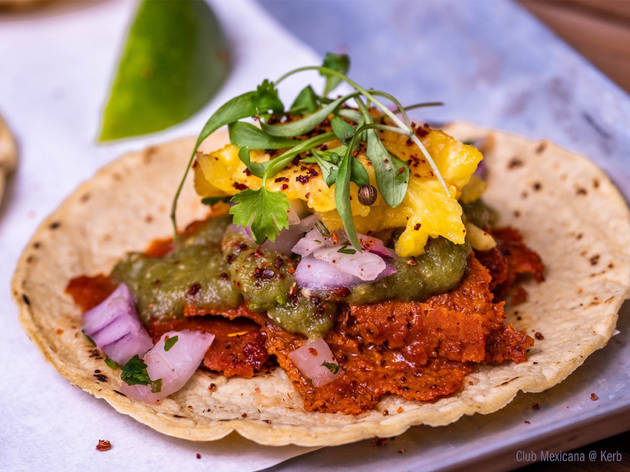 Club Mexicana @ Kerb, photo: Nic Crilly-Hargrave