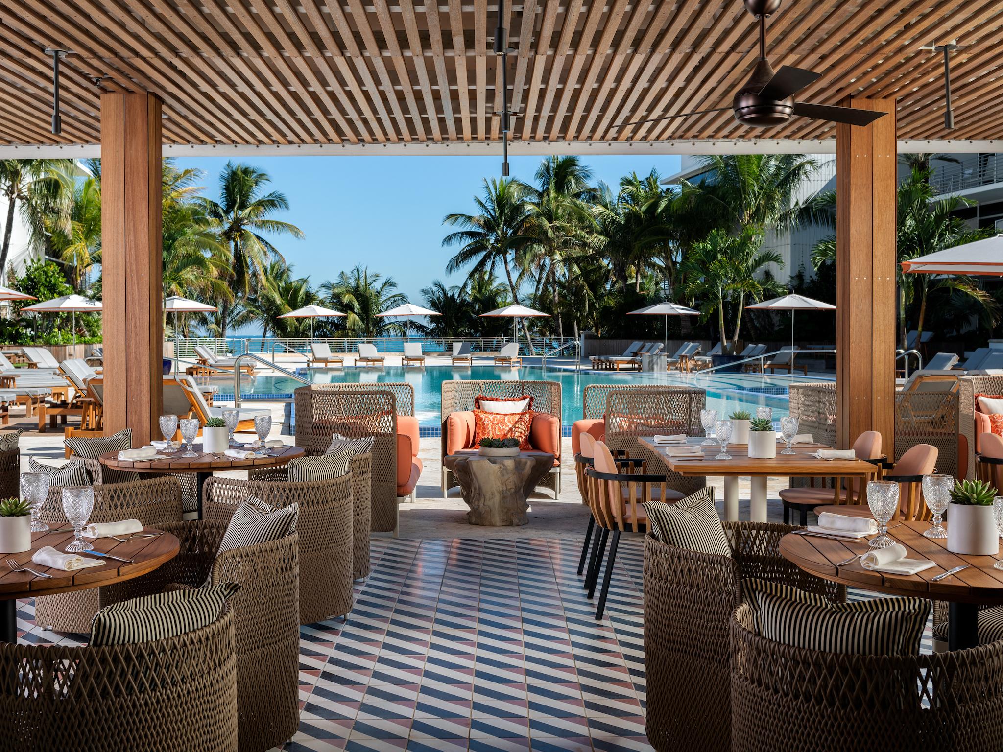 Fuego y Mar at The Ritz-Carlton South Beach