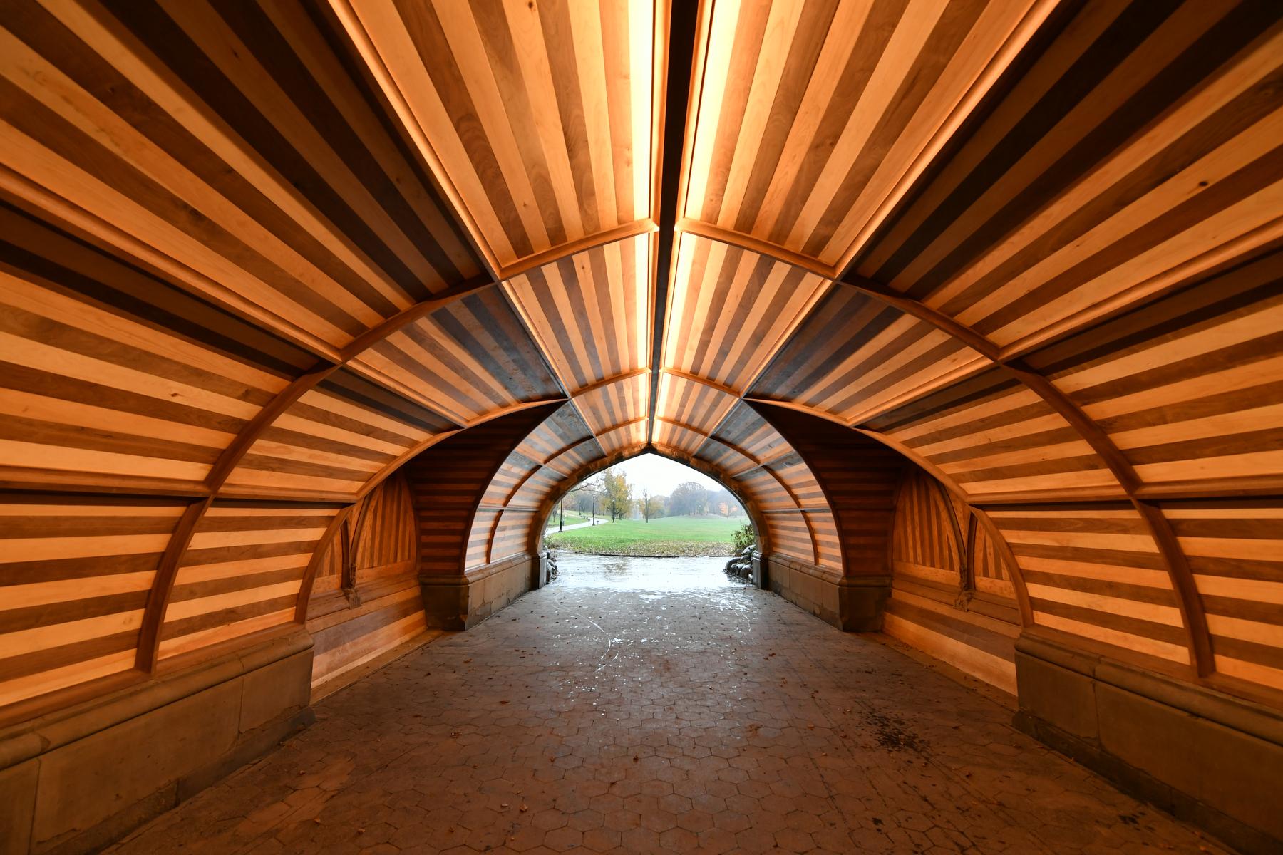 Endale Arch Prospect Park