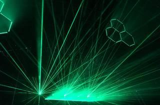 Unsplash - Lasers