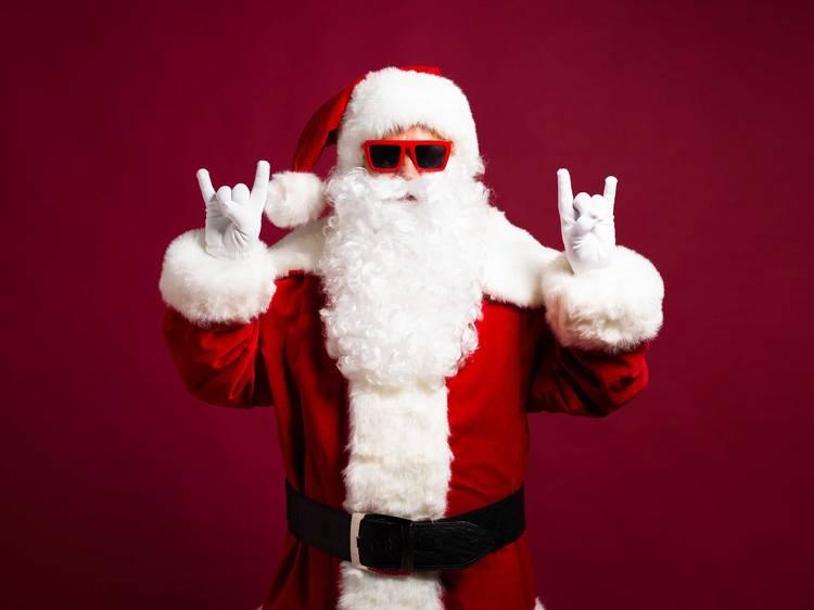 Virtual Santa Visits from Chatbooks