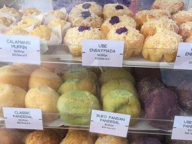 Filipino Australian Pastries at Ryde Wharf Market
