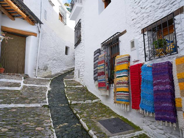 Pampaneira. Granada. Pueblo bonito