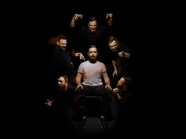Locked Down, Immersive theatre show, 2020