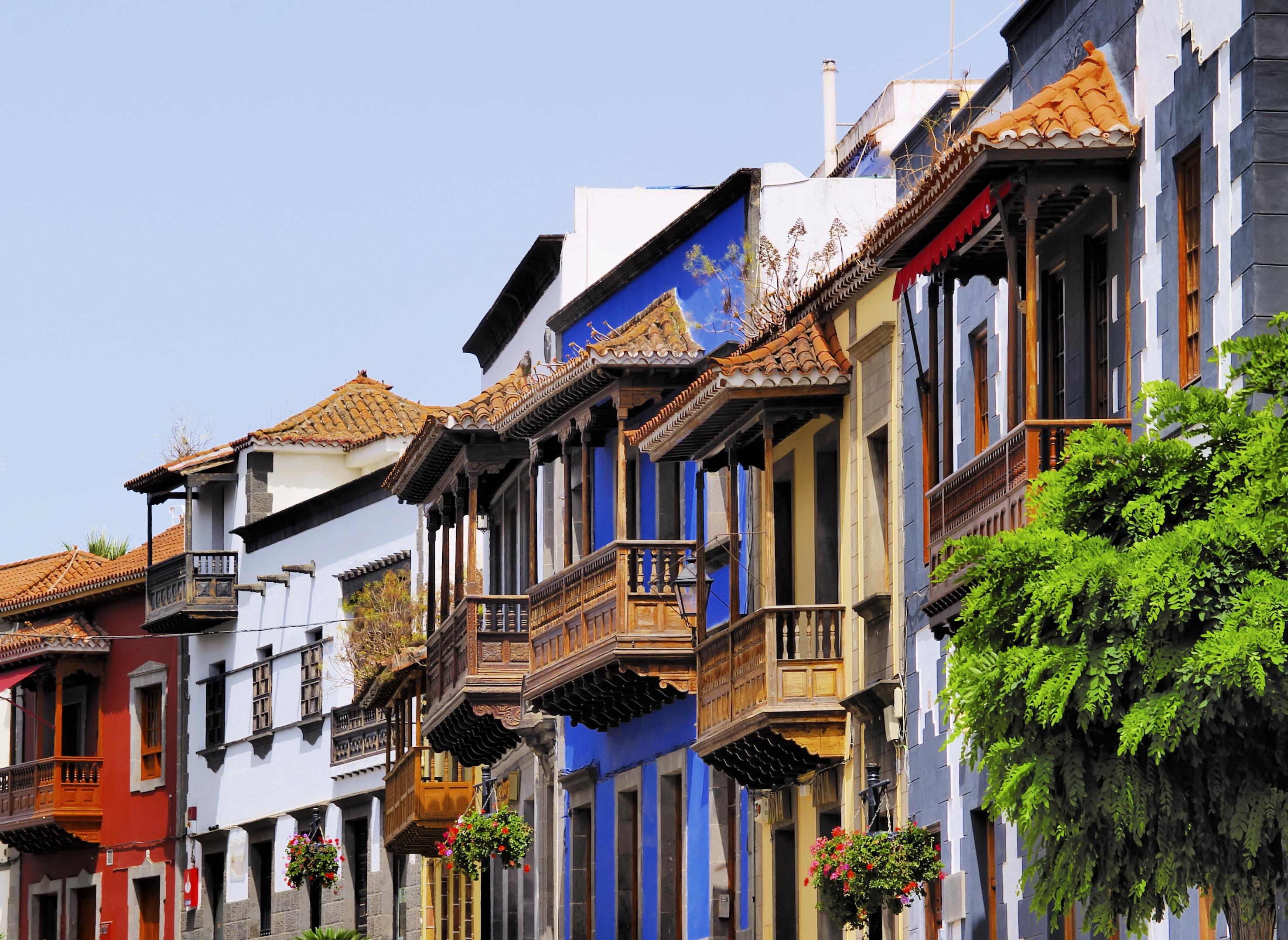 Teror. Gran Canaria. Pueblo bonito